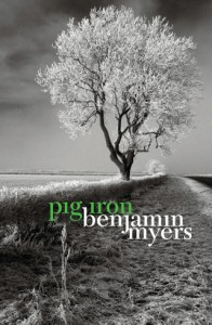 benjamin-myers--pig-iron--paperback
