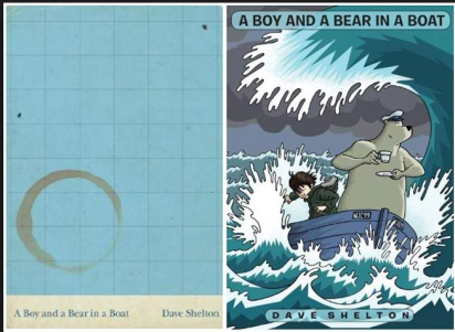 The Boy and the Bear and the Boat